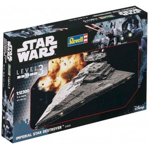 Star Wars Model Kit - Imperial Star Destroyer