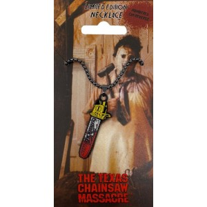 The Texas Chainsaw Massacre Necklace - Chainsaw