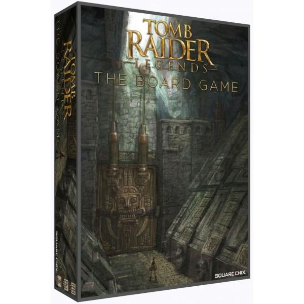 Tomb Raider Legends Board Game