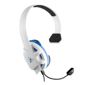 Turtle Beach Recon Chat Headset - PS4 White