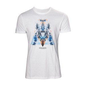 Horizon Zero Dawn White Thunderjaw T-Shirt