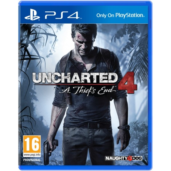 Uncharted 4 - A Thief's End | Used
