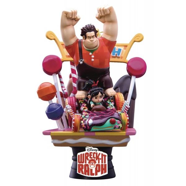 Wreck-It Ralph Diorama