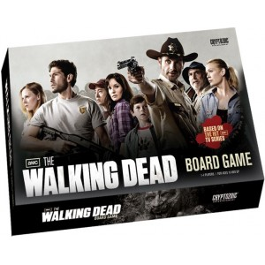 The Walking Dead Board Game - TV Series