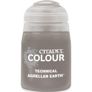 Technical Paint | Agrellan Earth