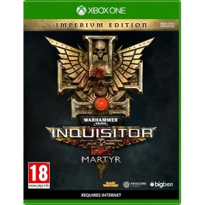Warhammer 40,000 Inquisitor Martyr - Imperium Edition