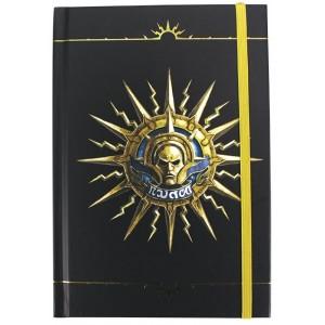 Warhammer Notebook - Stormcast Eternal
