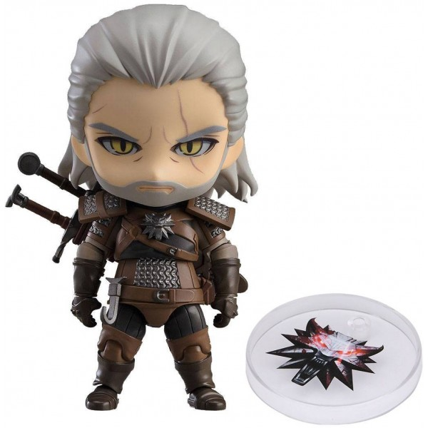 The Witcher Nendoroid - Geralt