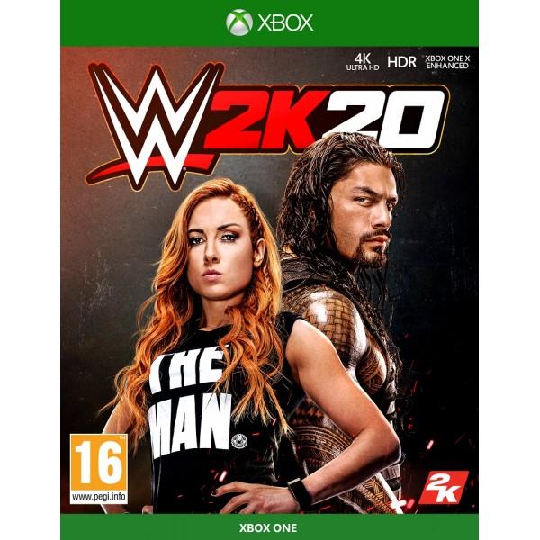 WWE 2K20
