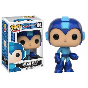 Mega Man POP! Games Vinyl Figure