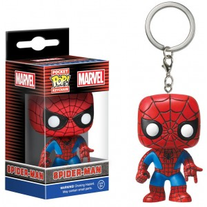 Marvel Spider-Man Pocket POP! Keyring