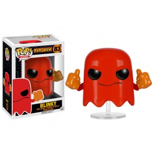 Pac-Man Blinky POP! Games Vinyl Figure