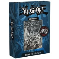 Yu-Gi-Oh! God Monster Metal Card - Obelisk