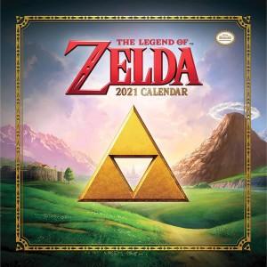 Zelda 2021 Calendar