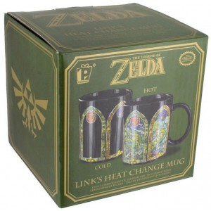 The Legend of Zelda Heat Change Mug - Link's