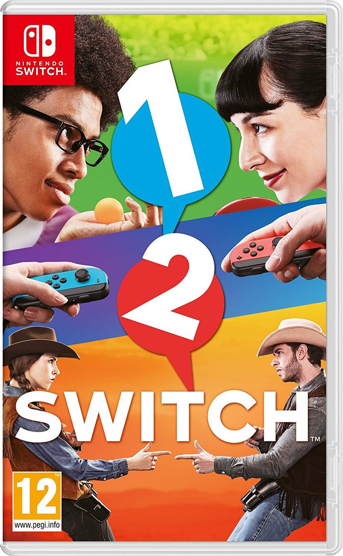 1 2 Switch Nintendo New 45496420185 Ebay Overcooked English Pal Games